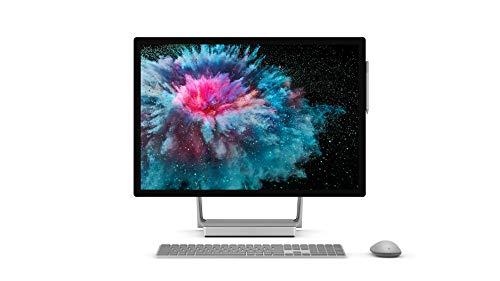 Microsoft Surface Studio 2 71, 12 cm (28 Zoll) All-in-One (Intel Core i7, 32 GB RAM, 2 TB) silber