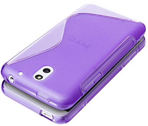 HTC Desire 610 Case, Cimo [Wave] Premium Slim TPU Flexible Soft Case for HTC Desire 610 (2014) - Black