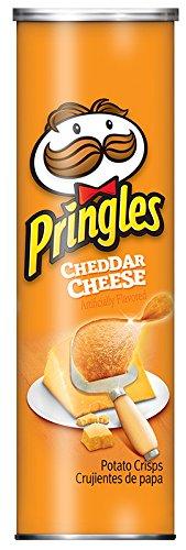 Pringles Cheddar Cheese Snack de Patata - 1 lata