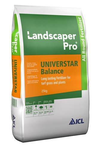 ICL Landscaper PRO Universtar Classic 15-05-15+2MgO 25kg concime Prato Giardino Tappeto erboso