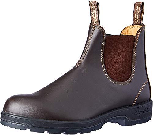 Blundstone 550 Slip On Boot,Walnut Brown,AU 9.5 M (US Men's 10.5 M)
