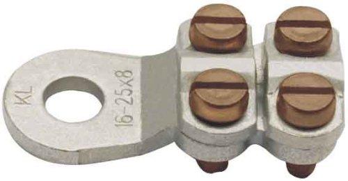 Klauke Klemmkabelschuh 16-25qmm 584R/8 bk