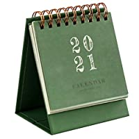 Artibetter カレンダー 卓上 ミニ 卓上カレンダー 2021 (2020年8月始まり) 携帯可能 かわいい 耐用