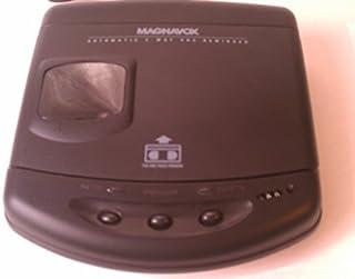 Magnavox 2-Way Forward/Rewind VHS Rewinder with Counter. Model M61118
