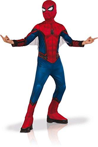 Rubie's-déguisement officiel - Marvel- Spiderman Déguisement Officiel-Taille S- I-630730S