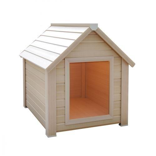 VADIGRAN Cordoba - Caseta de Polywood Reciclado 1 para Perro