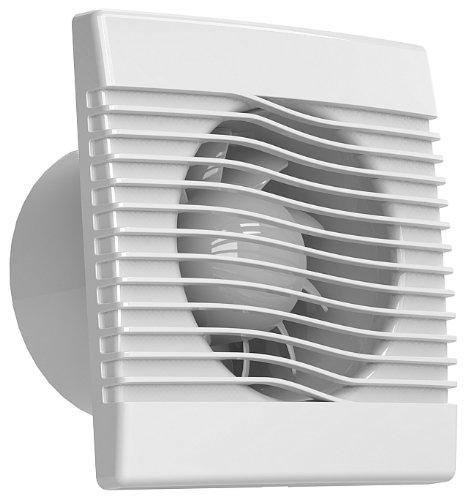 Ventilator Badlüfter Wandventilator Lüfter Ø 100, 120, 150 Standard, WC Bad Küche, AirRoxy pRim (Ø 120)