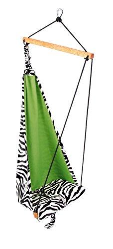 AMAZONAS Tierisch Cooler Kinder Hängesessel Hang Mini Zebra 3-8 Jahre bis 60 kg