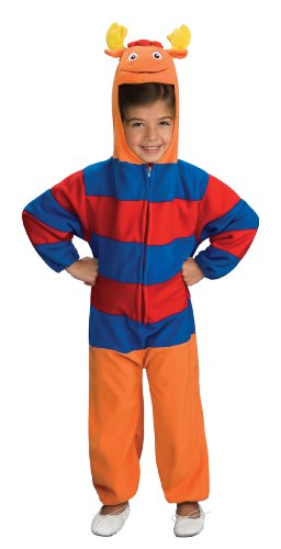 Rubies Backyardigans Deluxe Toddler Costume, Tyrone, Toddler