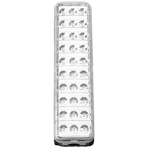 Kaxofang Led Luz De Emergencia Linterna Mini 30 Led 2 Modos Luz De Emergencia Recargable Lampara Para Casa Camping Al Aire Libre