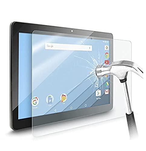 Theoutlettablet Cristal Templado Protector Pantalla para Tablet TCL 10 Tab Max 4G Wifi