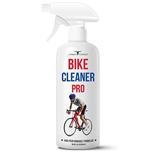 Fahrrad Reiniger für professionelle Fahrrad-Pflege | E-Bike Reiniger für die optimale Fahrrad Reinigung | Fahrrad reinigen wie ein Profi | BIKE CLEANER PRO von URBAN FOREST (500 ml)