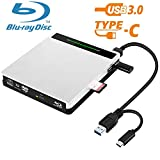 Best External Blu Ray Drives - 5-in-1 External Blu-ray Drive Player USB 3.0 NOLYTH Review