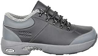 Oregon Mudders Mens CM400N Waterproof Oxford Golf Shoe with Turf Nipple Sole
