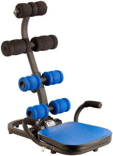 PEARL sports Trainingsgerät: Heimtrainer HT-100 für Ihr komplettes Workout (Fitness-Geräte)
