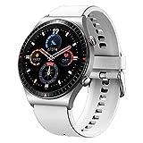 XYZK T7 Musica Smart Watch Ladies 4G Funzione di Registrazione Memoria Bluetooth Chiamata Ossigeno Sangue Pressione Sanguigna Monitor Frequenza Cardiaca Uomo Fitness Tracker Sport Watch (C)