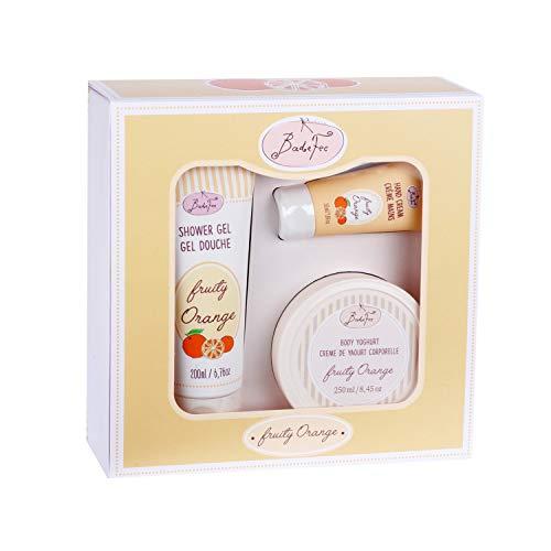 Geschenkset Joghurtlinie Fruity Orange