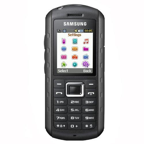 SAMSUNG Solid B2100 I - schwarz - Mobiltelefon