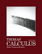 pearson thomas calculus 12th edition
