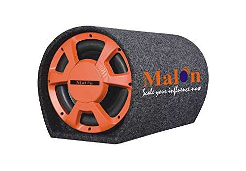 MALON 8 Inch Active Bass Tube Subwoofer with Inbuilt Amplifier 3500W