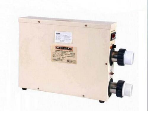 Schwimmbad Swimmingpool Thermostat 220V elektrische Heizung Poolheizung Pool Heater Wärmetauscher (15KW Thermostat)