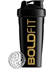 Boldfit Bold Gym Shaker Bottle 700ml, Shaker Bottles for Protein Shake 100% Leakproof Guarantee Protein Shaker/Sipper Bottle, Ideal for Protein, Pre Workout and BCAAs & Water BPA Free Material