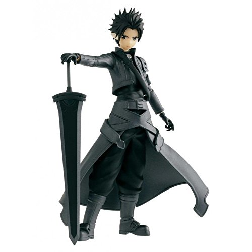 Banpresto 80348 Sword Art Online - Kirito Figure - Fairy Dance - Ver B 17cm 3296580803484