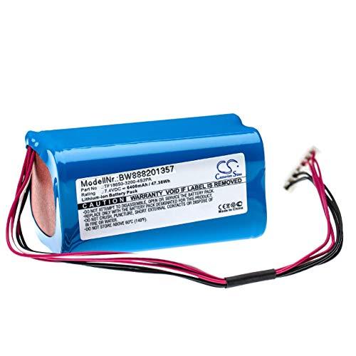 vhbw batería Compatible con Marshall Kilburn II, II V2 Altavoz Altavoces (6400mAh, 7,4V, Li-Ion)