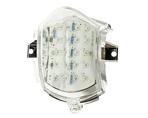 feu arrière frein lumière LED – Aprilia SR50 SR 50 R Factory (04)