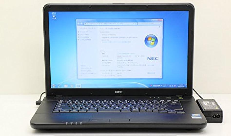 救急車広まったイライラする【中古】 NEC PC-VK23EAZCC Celeron 2.3GHz/4GB/250GB/Multi/15.6W/Win7