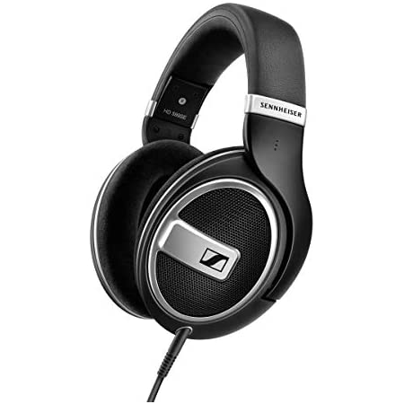 SENNHEISER HD 599 SE Around Ear Open Back Headphone
