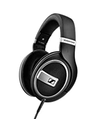 Premium, audiophile-grade over ear, open back headphones Lightweight with luxurious velour covered ear pads for extreme comfort Compatible with virtually every audio device including phones, tablets and computers Two detachable cables included (3m wi...