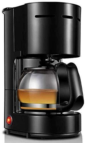 Busirsiz Portátil de café Express de la máquina, Cappuccino System Ajustable, Tope de Flujo de Funciones, Anti-Goteo del Sistema, té del hogar Que Hace la máquina, 600W