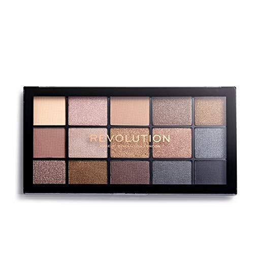 Revolution - Paleta de sombra de ojos, color negro