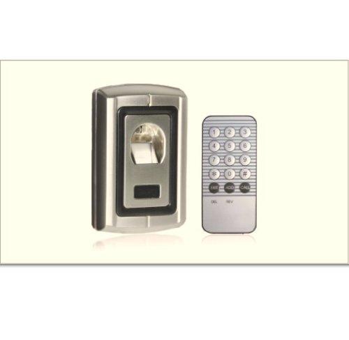 Sebury Fingerprint & RFID Biometrie Türschloss - 2