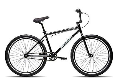 Framed Appeal BMX Bike Black Sz 26in