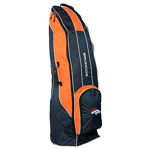 Team Golf NFL Denver Broncos Travel Golf Bag
