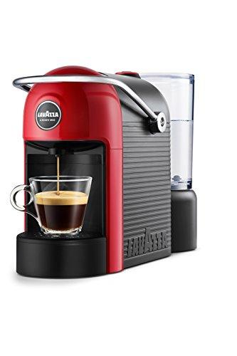 Lavazza a Modo Mio Jolie - Macchina per Caffé, 10 bar, per capsule Lavazza A Modo Mio, Rossa