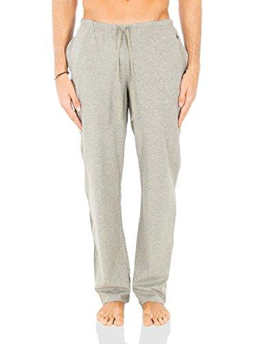 Ralph Lauren Pantalón de Pijama Gris Jaspeado L