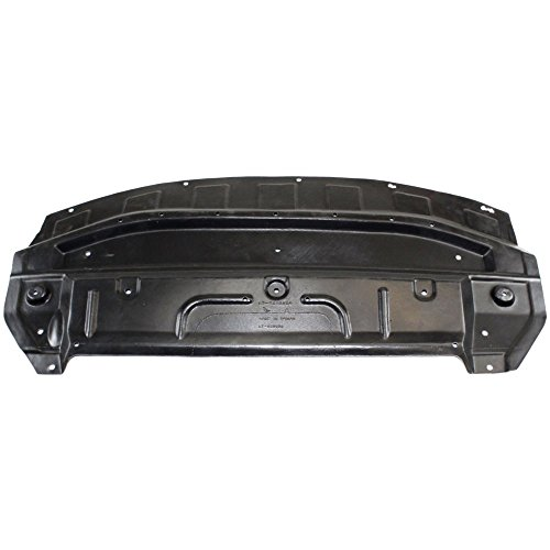 Sonata Engine Splash Shield Perfect Fit Group REPH310104 2.4L Eng. Rear Under Cover