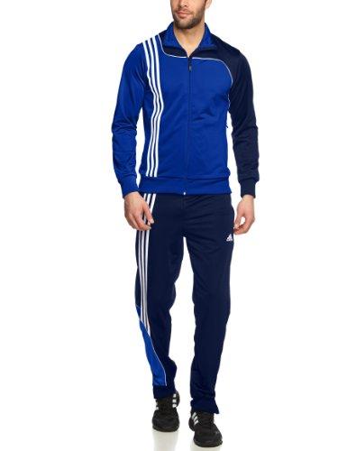 adidas Herren Trainingsanzug Sereno 11, Cobalt/New Navy, 5, V38048