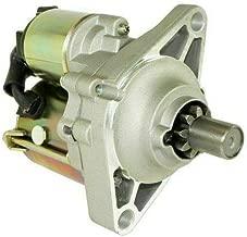 MOTOOS SMU0231 New Starter Motor Fits for 98 99 00 Honda Civic Acura EL 1.6L l4 01 02 03 04 05 Honda Civic Acura EL 1.7L l4 17741 31200-P2E-A51