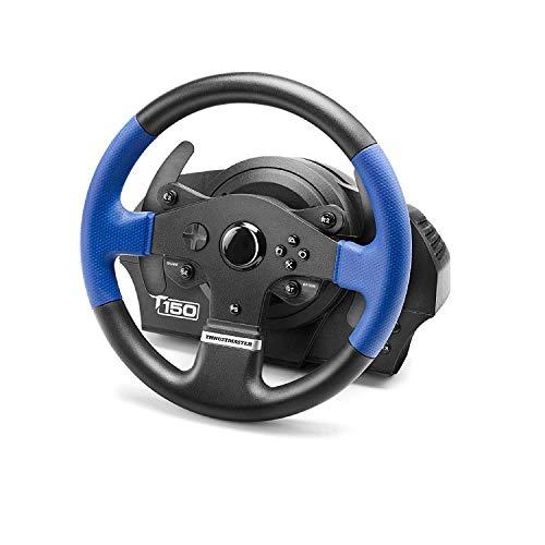 Volante De Carreras, T150 Force Feedback Wheel (PS4 / PS3 PC DVD /)