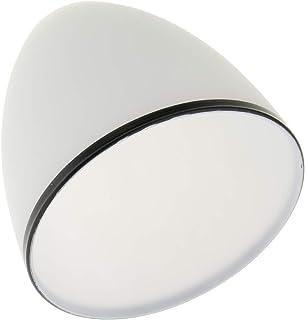 B Blesiya E27 E14 Abat-Jour en Verre au Plafond de Remplacement Lampe de Globe Décoration pour Chambre Salon Cuisine Bar C...