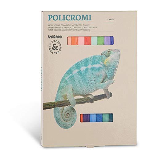 PRIMO - 24 GESSI POLICROMI