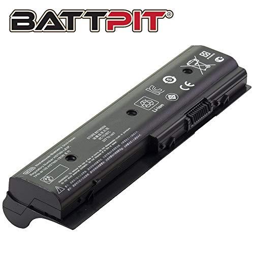 BattPit Batteria per HP MO06 M006 671731-001 671567-321 671731-001 672412-001 671567-831 HSTNN-YB3N HSTNN-LB3N TPN-P106 TPN-W106 Pavilion dv4-5000 dv6-7000 dv7-7000 Envy m6-1000 [9 Celle/6600mAh/71Wh]