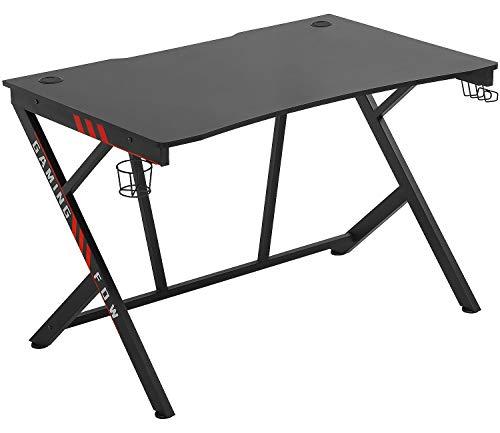 Gaming Desk Computer Desk Home Office Desk Racing Style Study DeskExtra...