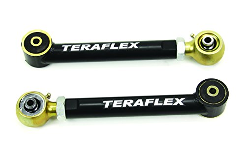 TeraFlex 1615700 Front & Rear Lower FlexArm Kit (Jeep TJ/XJ/ZJ/MJ, Pair)