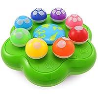 Best Learning Mushroom Garden Interactive Educational Light-Up Toddler Toys