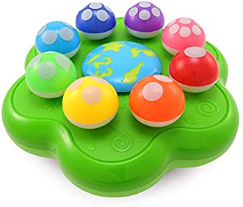 Best Learning Mushroom Garden Interactive Educational Light-Up Toys